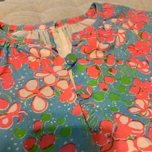 VINTAGE LILLY PULITZER DRESS— early 1960s